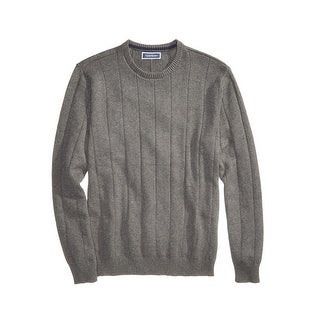 Club Room Men's Sweater Charcoal Heather Size Large - Blue - M