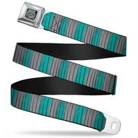 Alice Through The Looking Glass Cheshire Cat Pose Full Color Black Cheshire Seatbelt Belt