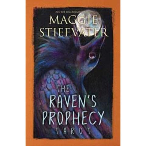 Raven's Prophecy deck & book by Maggie Stiefvater