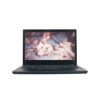 Link to Lenovo T480 Core i5-8350U 16GB 1TB W10P (Refurbished) Similar Items in Laptops & Accessories