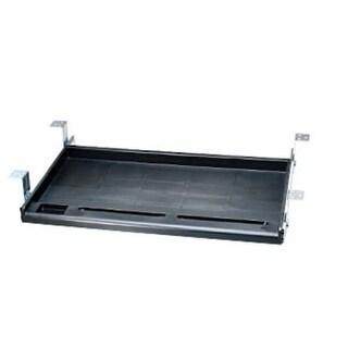 Standard Under Desk Keyboard Tray - Black