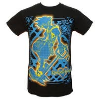 Disney Kingdom Hearts Mens' Sora Pose T-Shirt