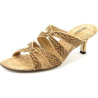 Vaneli Matilda Women N/S Open Toe Canvas Sandals