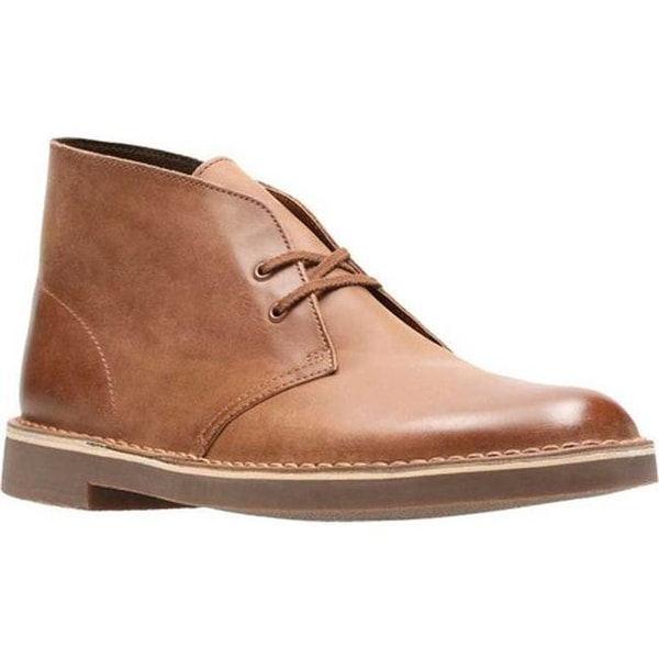 0ea48356bce Shop Clarks Men's Bushacre 2 Boot Dark Tan Leather - Free Shipping ...
