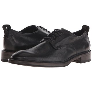 Rag & Bone Spencer Black Leather Derby Shoes
