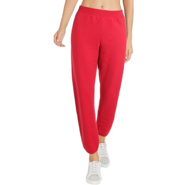 1474d7cb5ccd Shop Juicy by Juicy Couture Womens Varsity Track Pants Terry Logo ...