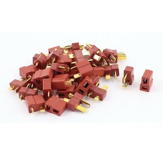 20Pairs Female Male Ultra T Plug Connectors for RC LiPo Battery