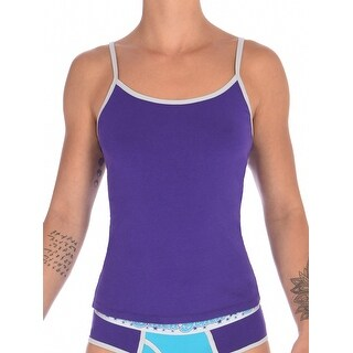 Ginch Gonch Womens Camisole in Purple