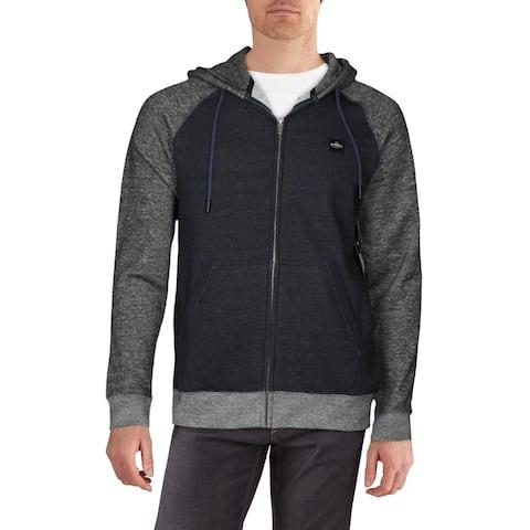 O'Neill Mens Hoodie Full Zip Fleece - Navy - M