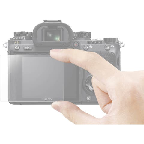 Sony PCK-LG1 - Screen Protect Glass Sheet for ILCE-9