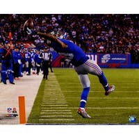 Odell Beckham Jr Close Up OneHanded Catch 16x20 Photo