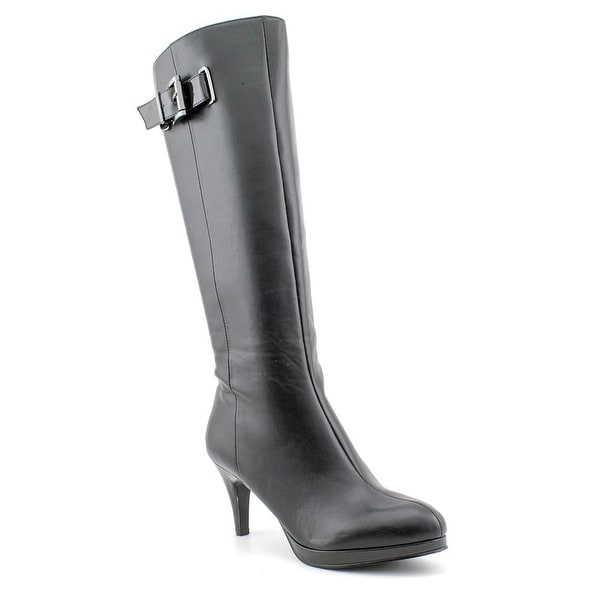 Bandolino Jeney Women Round Toe Synthetic Knee High Boot