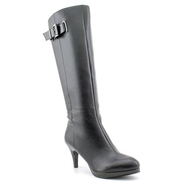 Bandolino Jeney Women Round Toe Synthetic Knee High Boot