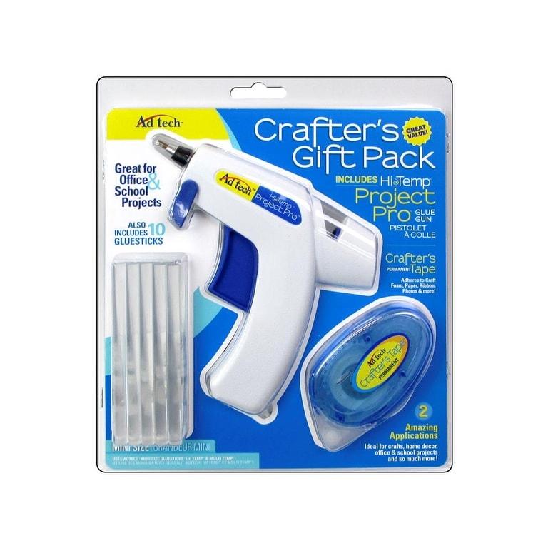 05643 ad tech glue gun high temp mini crafter s gift pk thumbnail