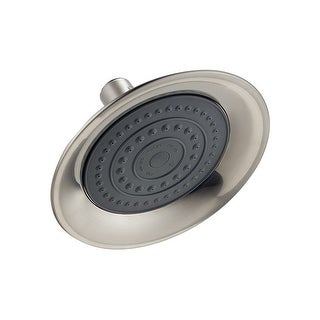 """Delta RP61181  1.75 GPM Universal 6"""" Wide Single Function Shower Head with Touch-Clean® Technology"""