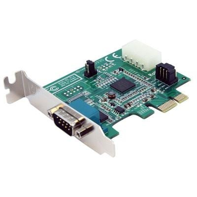 Startech 1 Port Low Profile Native Pci Express Serial Card With 16950 (Pex1s952lp)