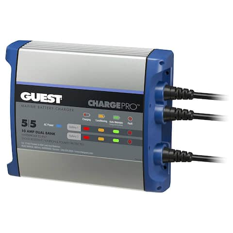 Guest ChargePro On-Board 2711A Battery Charger