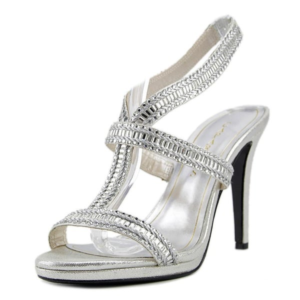 Caparros Givenchy Women Eggshell Sandals