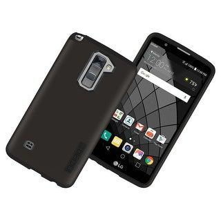 Incipio DualPro LG G Stylo 2 Black/Black