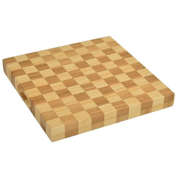 Picnic at Ascot Checkered Chop Board (CB29). Opens flyout.