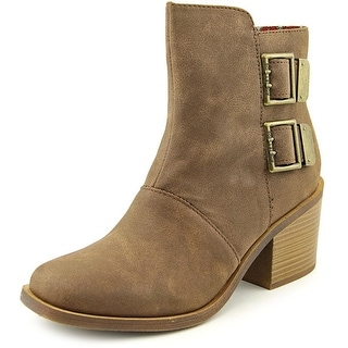 Rocket Dog Dundee Square Toe Synthetic Ankle Boot