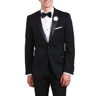 One Button Peak Tuxedo