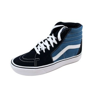Vans Men's Authentic Men's Blue-White Sneakers With Print In Size 41 Blue 2skmC