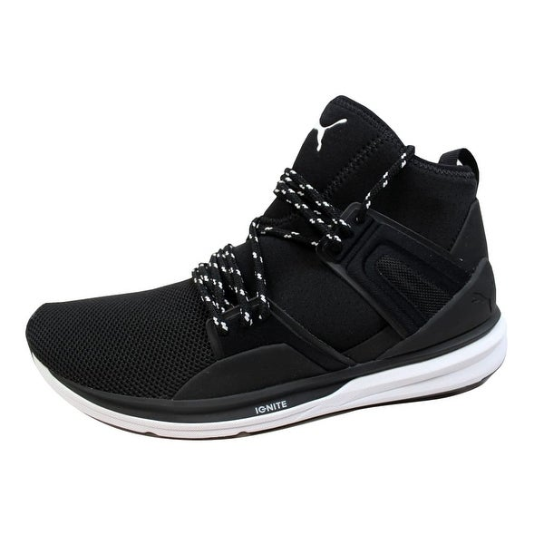 Puma Men's BOG Limitless Hi Black/Black-White Blaze Of Glory 363126 01