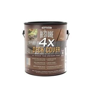 Restore 41100 4X Deck Cover, Tint Base, Gallon