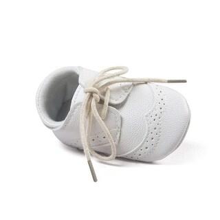 Estamico Baby Boys Shoes Prewalker PU Sneakers - 3-6 months