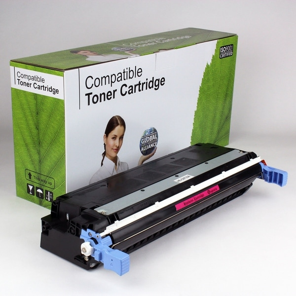 Value Brand replacement for HP 645A Magenta Toner C9733A (12,000 Yield)