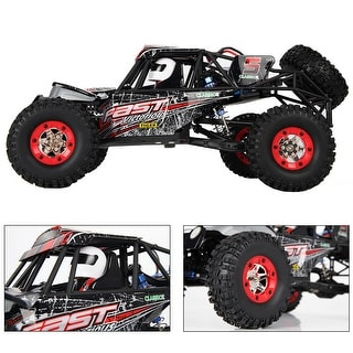 Costway High Speed Off-road RC Climbing Car Electric Racing Buggy