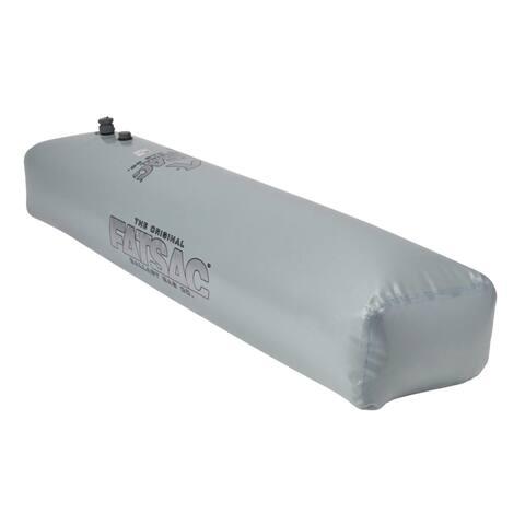 Fatsac tube sac ballast bag - 370 pounds - gray