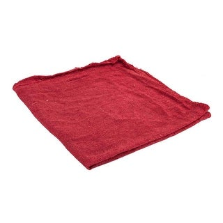 SUNLITE Cleaning Cloth Red Cotton Pkof50