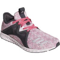 adidas Women's Edge Lux 2 Running Shoe Orchid Tint/Silver Metallic/Solid Grey Shape Shift