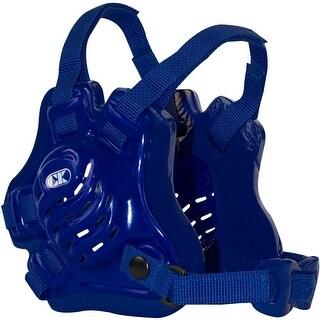 Cliff Keen F5 Tornado Wrestling Headgear - All Royal Blue - royal blue/royal blue/royal blue