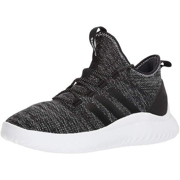 super popular 593f7 43b4a Adidas Men  x27 s Ultimate Bball Basketball Shoe, Black White, 9