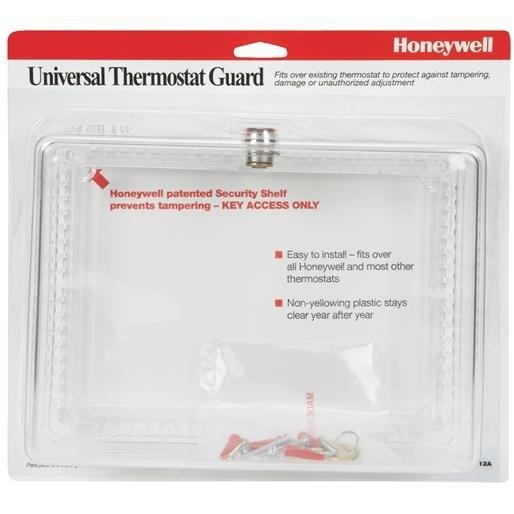 Honeywell International Lg Thermstat Cover/Guard CG512A1009 Unit: EACH