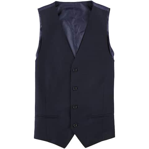 Alfani Mens Slim Fit Four Button Vest - 38 Regular