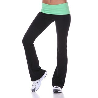 Link to Yoga Pants - Green Similar Items in Athletic Clothing