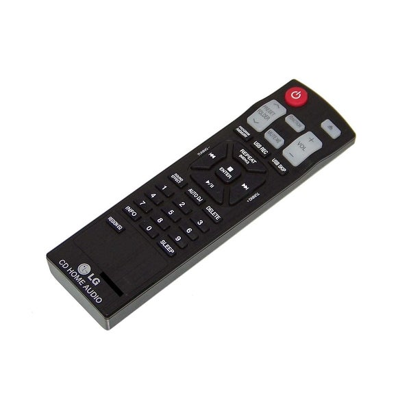 OEM LG Remote Control Originally Shipped With: CM4530, CM4530AB