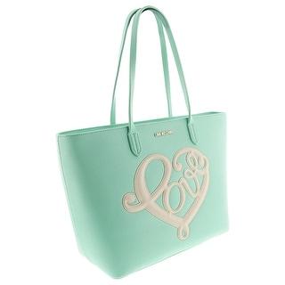Moschino JC4257 0802 Mint Shopper/Tote