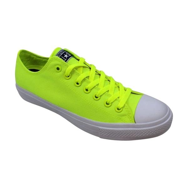 Chuck Taylor II OX Volt Green