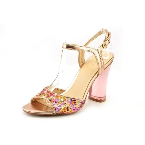 Nine West Womens Phishin Open Toe Casual Ankle Strap Sandals - 7