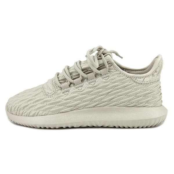 reputable site d9591 a2e00 Shop Adidas Tubular Shadow Youth Round Toe Synthetic Ivory ...