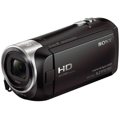 Sony HDRCX405 1080p Full HD 60p Handycam Camcorder