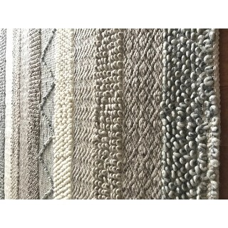 Shop Safavieh Handmade Natura Beige Wool Rug 8 X 10