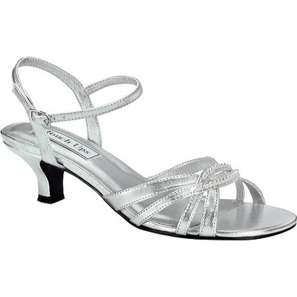 406d43c6d243 Shop Touch Ups Women s Dakota Silver Metallic - On Sale - Free Shipping  Today - Overstock - 11797804