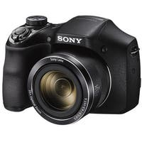 Sony Cyber-shot DSC-H300 Black Digital Camera
