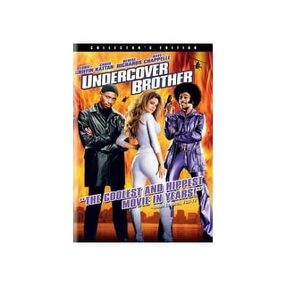UNDERCOVER BROTHER (DVD)COLL EDIT/WS/DOL DIG 5.1 SUR/DTS 5.1 SUR/1.85:1